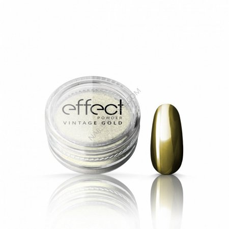 Silcare Effect Powder (Mirror, Opal, Chrome, Gold) - Chrome
