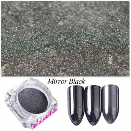 MIRROR BLACK POWDER