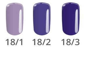 Flexy Hybrid Gel -TRENDI COLORS OF THE YEARS