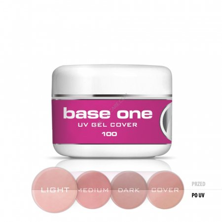 Base One Cover Light - 100g
