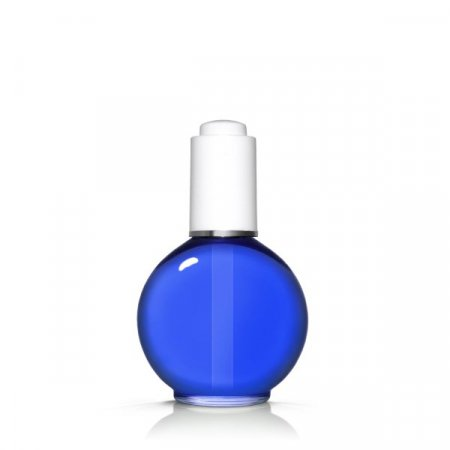 Silcare Nail & Cuticle Oil 75ml - Coconut Sea Blu