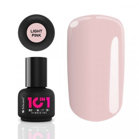 10in1 REVOLUTION HYBRID GEL - Light Pink