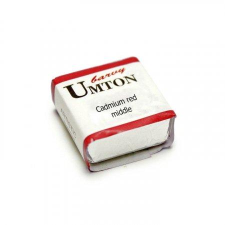 ACQUERELLO UMTON - 2.6 ml - Rosso Cadmio Medio