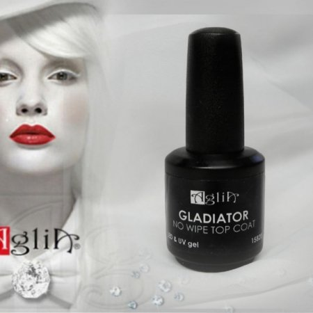 GLADIATOR NO WIPE TOP COAT - 15ml