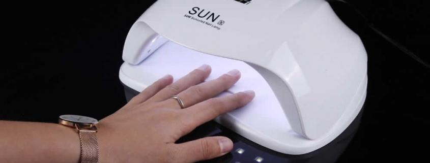 Sun X - Lampada UV/LED 54 Watt