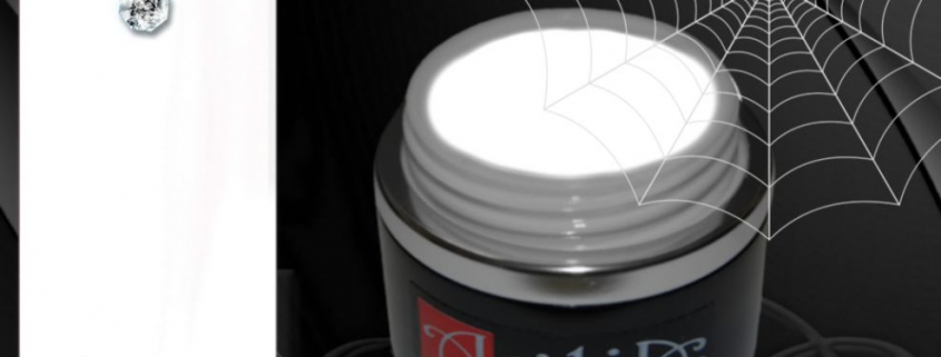 SPIDER GEL - 5 ml - Black